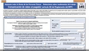 agencia tributaria mod 145